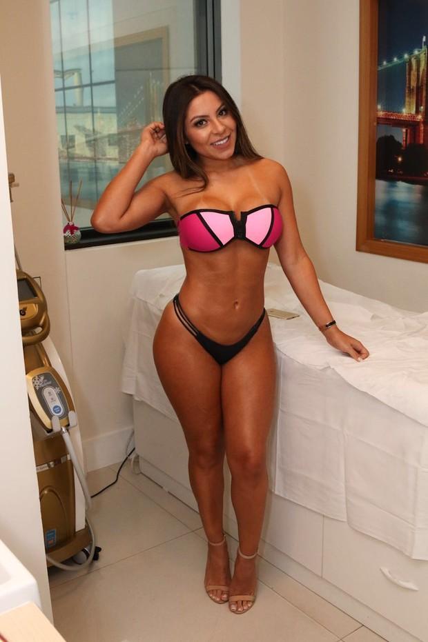 Andressa Ferreira (Foto: Thais Aline/ Agência Fio Condutor)