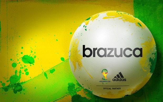 517f6b1d7f9b2 chamada carrossel nome da bola da copa - brazuca (Foto  Editoria de Arte