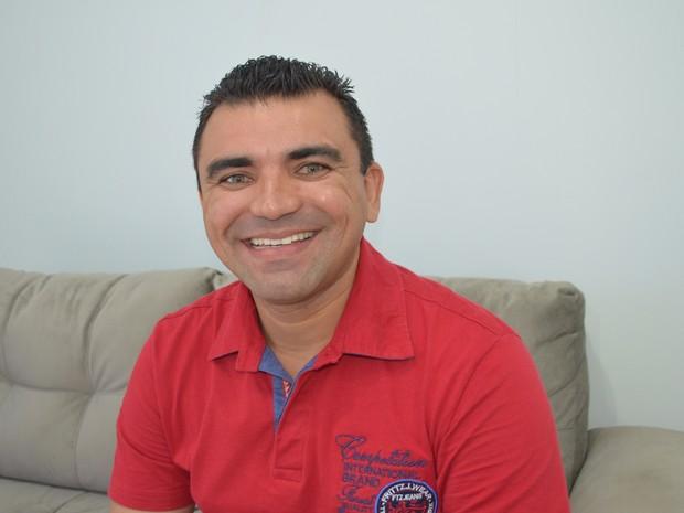 Opetista Evangelista Siqueira, do PT, foi o candidato eleito com menos votos em todo o país; ele conquistou uma das 24 cadeiras na Assembleia Legislativa de Roraima com apenas 2.156 votos (Foto: Emily Costa/ G1)