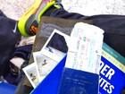 Marlon Teixeira se despede e mostra passaporte com foto de Marquezine