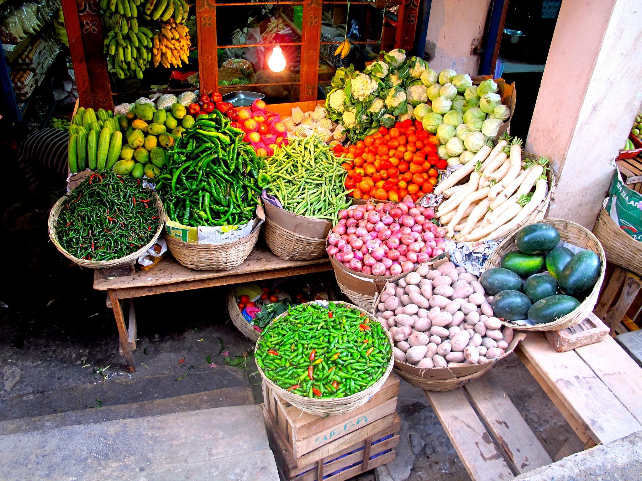 verdura_hortifruti_frutas_legumes (Foto: Creative Commons / Flickr)
