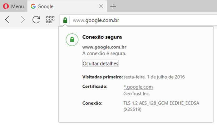 Google oferece criptografia de 128 bits em todos os seus serviços (Foto: Reprodução/Filipe Garrett) (Foto: Google oferece criptografia de 128 bits em todos os seus serviços (Foto: Reprodução/Filipe Garrett))
