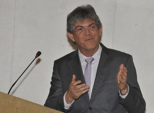 O governador da Paraíba, Ricardo Coutinho (Foto: Valter Campanato/ABr)