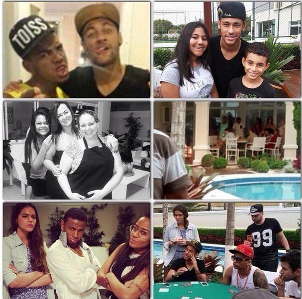 Neymar (Foto: Reprodução/ Instagram)