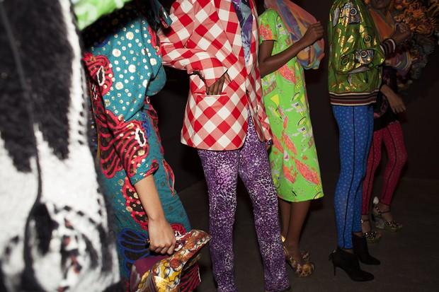 Africa Africans (Foto: Marcelo Salvador)