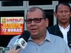 Contra baixos salários, policiais civis do PI paralisam serviços por 72 horas