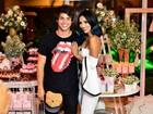 Blogueira Jade Seba faz festão de aniversário no Rio e reúne famosos