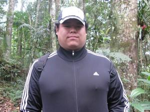 Guilherme (Foto: Pâmela Kometani/G1)