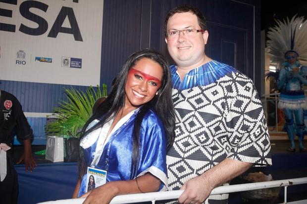 Raissa de Oliveira e Trigão Henriques (Foto: Anderson Barros / EGO)