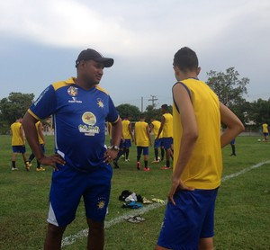 Palmas na Copa SP  (Foto: Edson Reis/GloboEsporte.com)