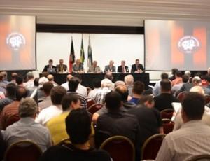 Reunião do Conselho Deliberativo do Atlético-PR (Foto: Site oficial do Atlético-PR/Divulgação)
