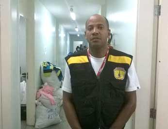 Luciano Teixeira, subsecretário de operações da Seops (Foto: Luiza Facchina/G1)