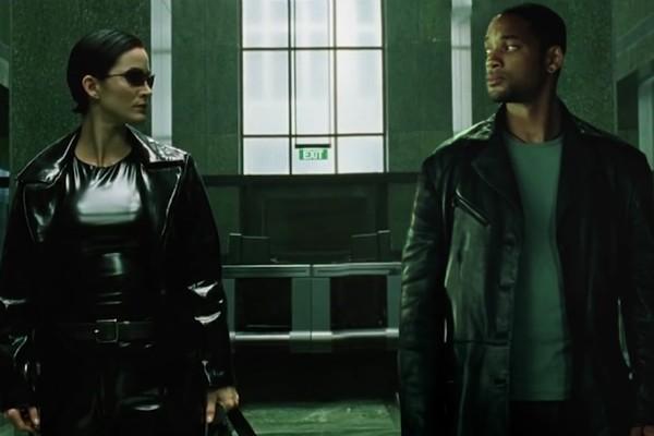 Will Smith no lugar de Keanu Reeves como Neo em 'Matrix' (1999) (Foto: Reprodução)