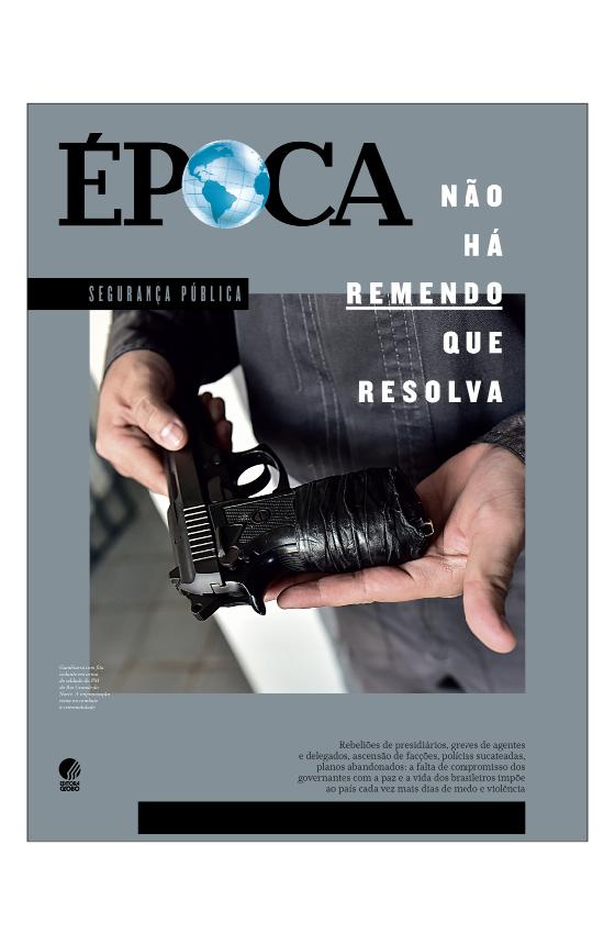 Capa home edição 1019 (Foto: Josemar Gonçalves/ÉPOCA)