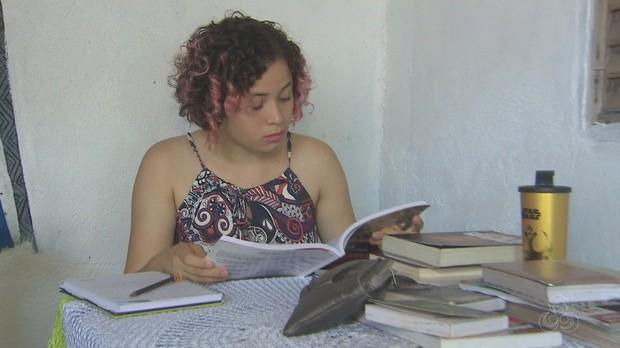 jovem embaixadora, amapá, amapá tv (Foto: Amapá TV)