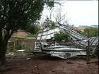 Chuva começa a causar estragos em algumas regiões do Paraná
