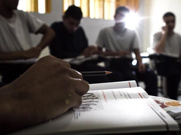 Fundação Casa (Foto: Raul Zito/G1)