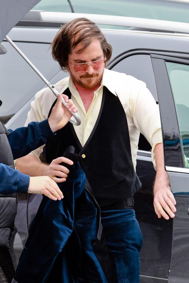 Christian Bale (Foto: Allan Bregg / Splash News)