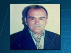 Corpo do ex- vereador ficou preso às ferragens (Foto: Reprodução/TV Sergipe)