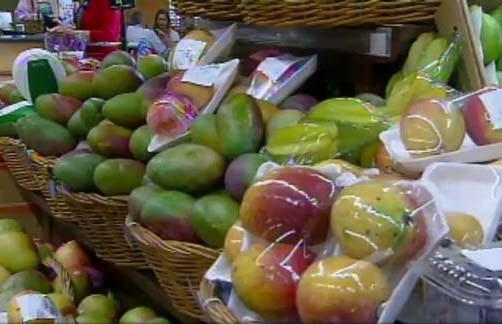 Alimentos não processados são importantes para a saúde dos dentes (Foto: Reprodução EPTV)