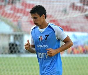 Memo treina no Arruda (Foto: Aldo Carneiro / Pernambuco Press)