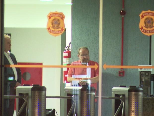 Benedito Barbosa e Zwi Skornicki foram presos na 23ª fase da Lava Jatoo (Foto: Reprodução/RPC)