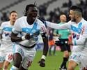 Na estreia de Evra, Gomis brilha e Olympique atropela o Montpellier