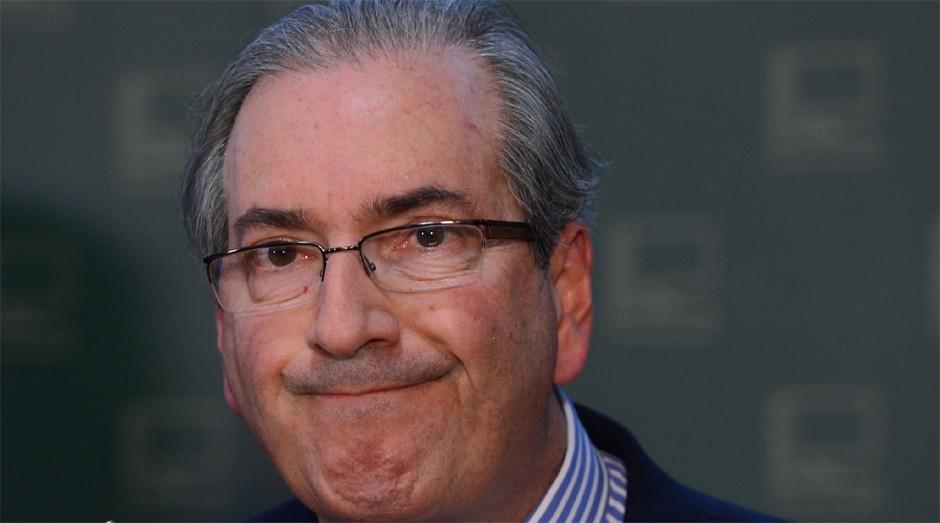 Eduardo Cunha (PMDB) era presidente da Câmara dos Deputados (Foto: Agência Brasil)