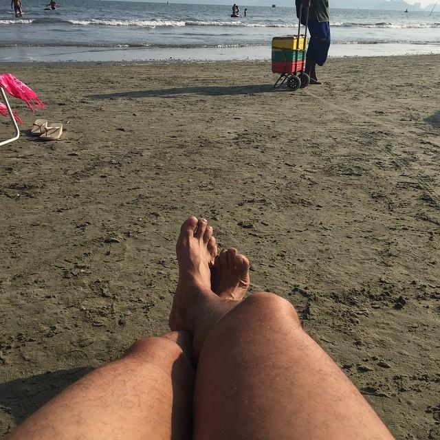 Popó praia
