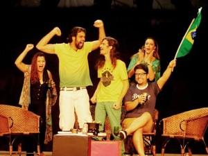 Apresentação acontece às 20h, no palco da Companhia de Arte Persona (Foto: Divulgação)