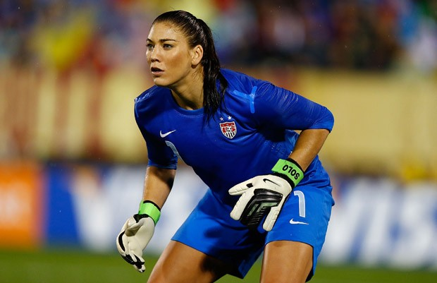 Hope Solo (Foto: Getty Images)