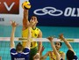 Com Sidão de volta, Brasil garante a segunda vitória sobre a Eslovênia