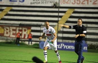 Sinal amarelo: ASA encara o Cuiabá com seis jogadores pendurados