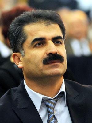 Huseyin Aygun em foto de fevereiro (Foto: AFP)