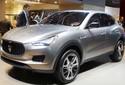 Maserati traz seu primeiro uilitário esportivo; veja vídeo