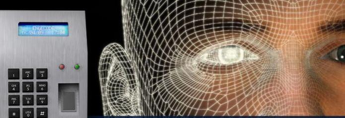 Reconhecimento de íris e de digitais fazem parte do sistema de segurança da Engetax (Foto: Divulgação) (Foto: Reconhecimento de íris e de digitais fazem parte do sistema de segurança da Engetax (Foto: Divulgação))