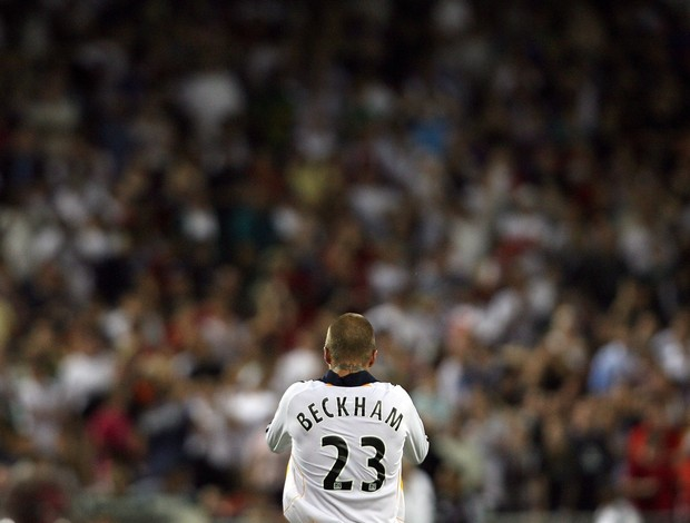Beckham Los Angeles Galaxy (Foto: Getty Images)