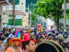 Shows, samba e blocos de rua agitam carnaval no ES