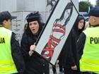 Parlamento polonês dá sinal verde a projeto de lei de proibição do aborto