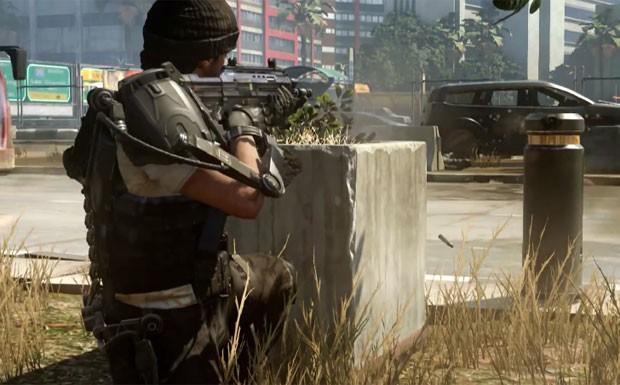 Cena de 'Call of Duty: Advanced Warfare' (Foto: Divulgação/Activision)