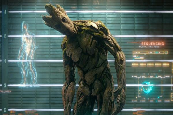 Groot em 'Guardiões da Galáxia' (Foto: Divulgação)
