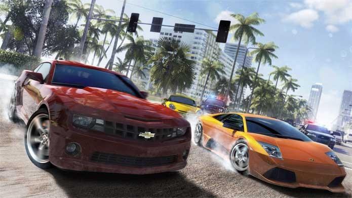 Os gráficos de The Crew são destaque (Foto: Divulgação/Ubisoft)