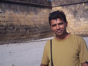 pernambucano José Marcelino da Silva morre em um acidente de ônibus no Peru  (Foto: Reprodução/ Facebook)