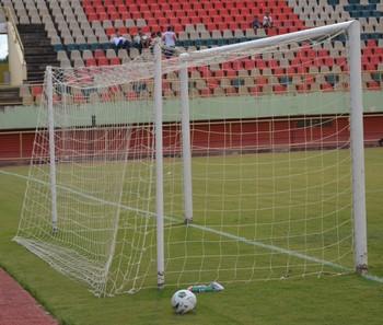 Bola Copa Verde 2017 Arena da Floresta (Foto: Duaine Rodrigues)