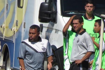 Glauco dos Santos, técnico do Comercial Sub-20 (Foto: Pedro Ruiz)