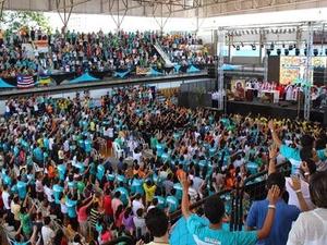 Shalom realiza Congresso Internacional de Jovens em Fortaleza (Foto: Divulgação)