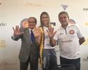 Com 32 mil na plateia, José Roberto apresenta time para a Superliga B