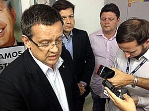 Beto Albuquerque, deputado federal, psb, pernambuco, recife (Foto: Vitor Tavares / G1)
