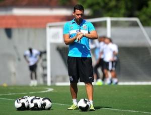 Lucas Silvestre Santos (Foto: Ivan Storti / Santos FC)