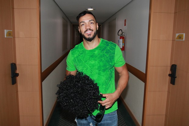 Belo (Foto: Celso Tavares/ EGO)